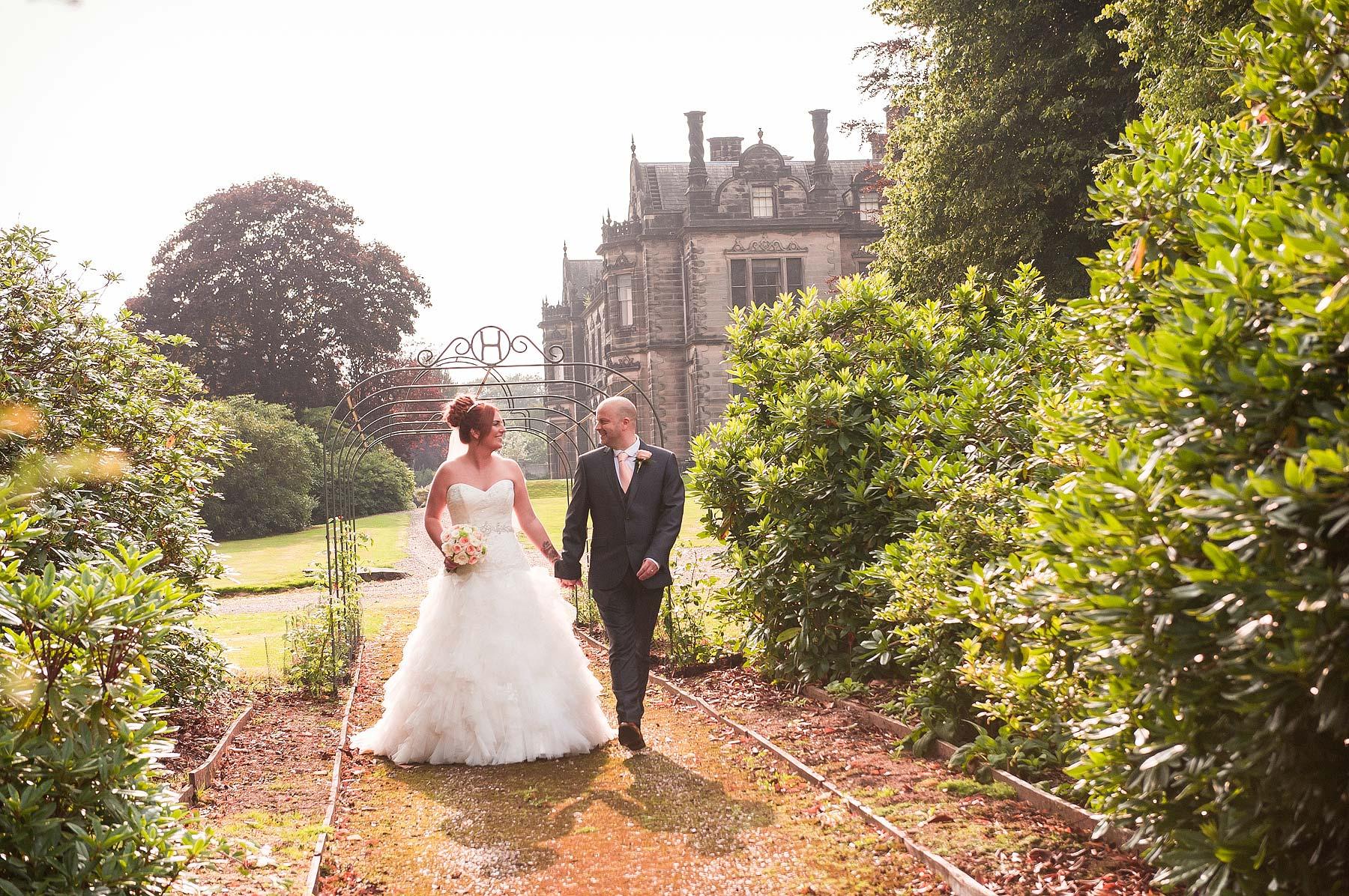 Sandon Hall Wedding Photographer 003