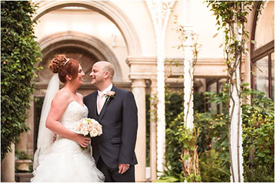 Affordable beautiful wedding photography at Sandon Hall in Staffordshire by Trusted Experienced Wedding Photographer Barry James
