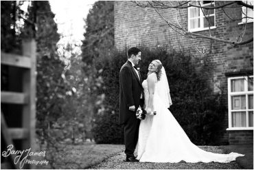Wedding photographs of weddings at Packington Moor in Lichfield by Professional Wedding Photographer Barry James