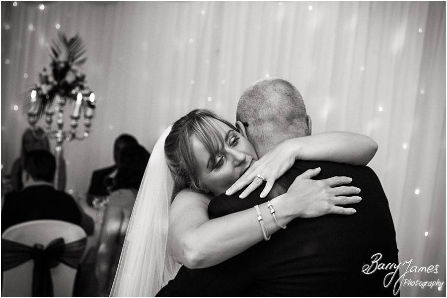 Contemporary candid wedding photography at The Moat House in Acton Trussell by Stafford Wedding Photographer Barry James