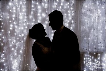 Creative natural photographs capturing the spirit and excitement of the first dance and the fabulous party at Hawkesyard Estate in Rugeley by Rugeley Wedding Photographer Barry James