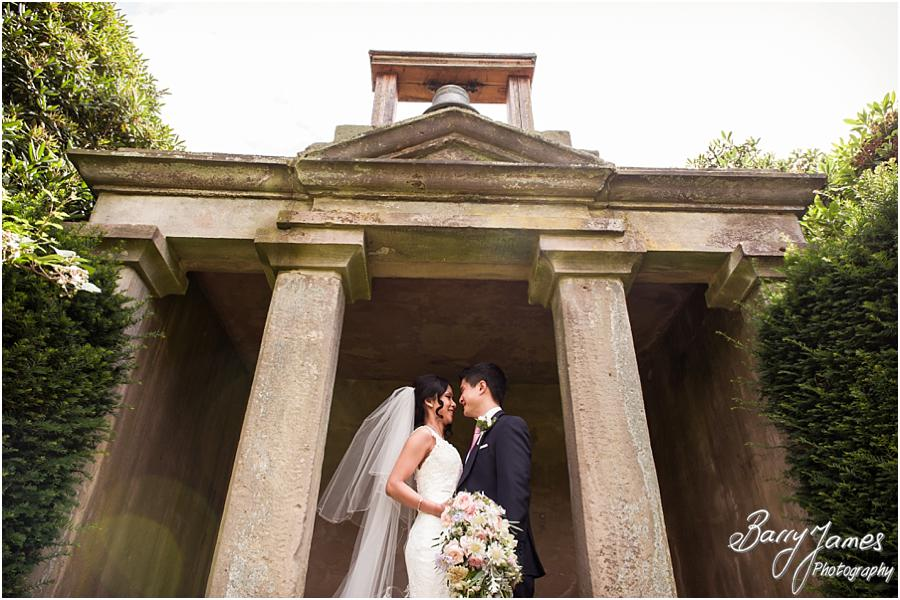 Sandon Hall Wedding Photographers