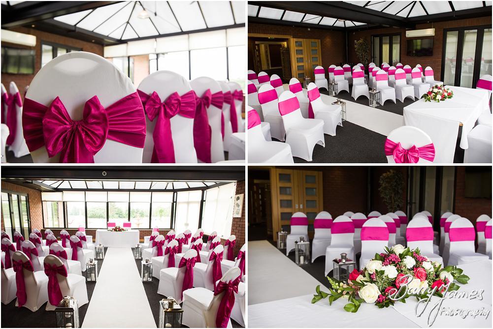 Gorgeous wedding venue Calderfields in Walsall by Calderfields Walsall Wedding Photographers Barry James