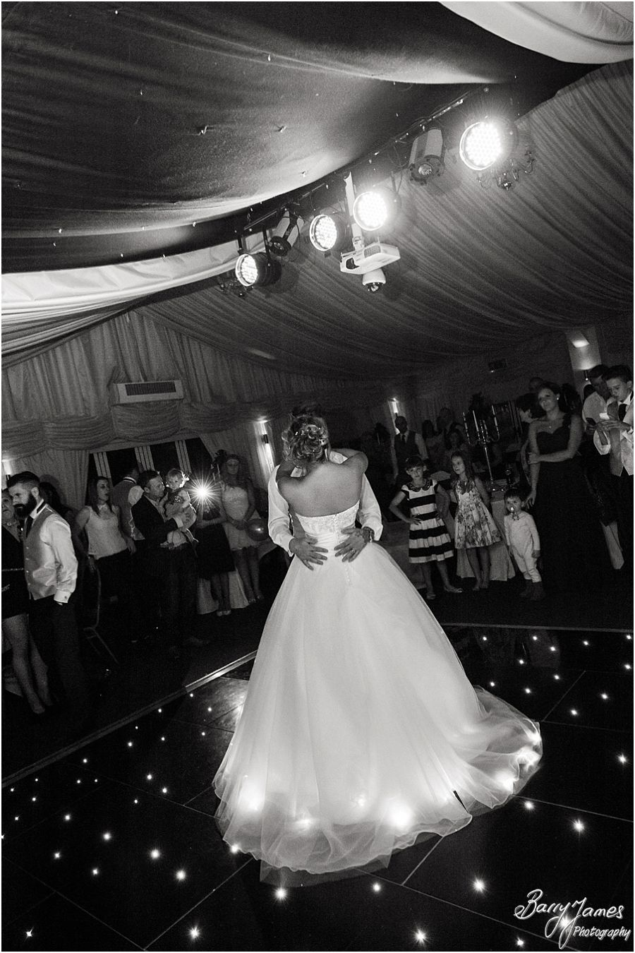 Elegant and relaxed wedding photography at Calderfields Golf Club in Walsall by Walsall Wedding Photographer Barry James