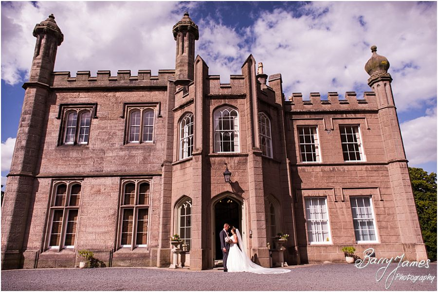 Wedding photographs of Hawkesyard Estate in Rugeley by Rugeley Wedding Photographer Barry James
