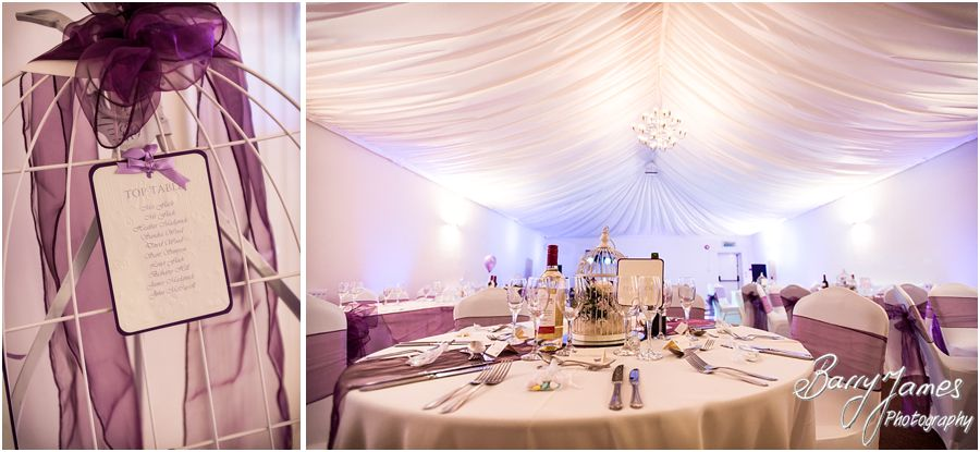 Beautiful room setting at The Mill in Worston by Stafford Wedding Photographer Barry James