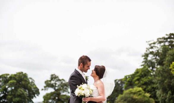 Rachel + Dan | St John the Baptist + Sandon Hall