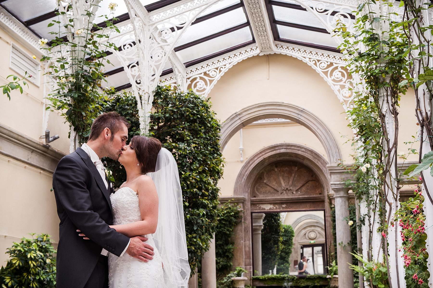 Sandon Hall Wedding Photographer