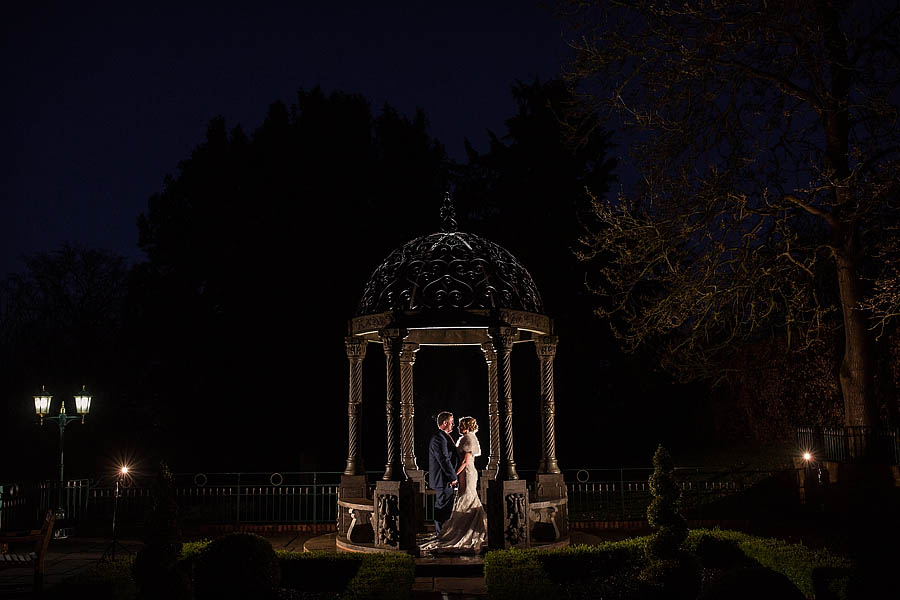 Weston Hall Wedding Photographers