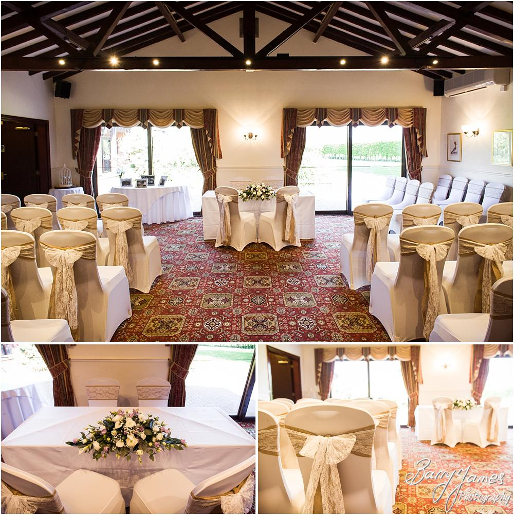 Gorgeous wedding photographs at Oak Farm Hotel in Cannock by Contemporary Cannock Wedding Photographer Barry James
