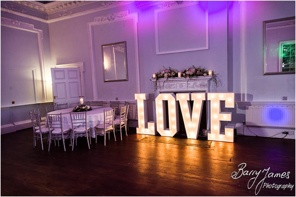 Capturing the fun of the evening reception at Somerford Hall in Brewood by Wolverhampton Wedding Photographer Barry James