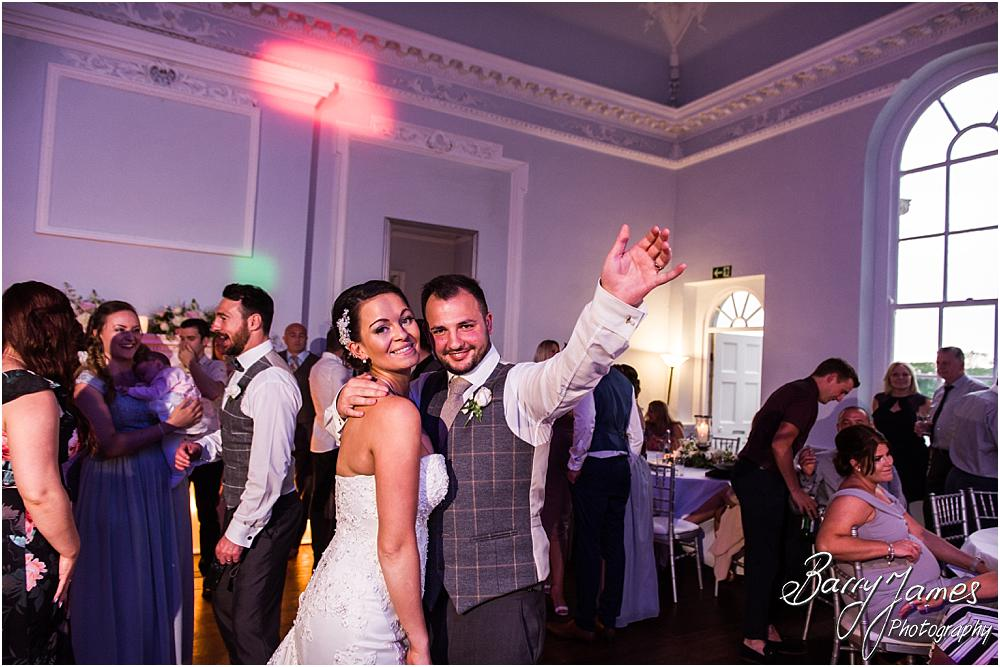 Creative storytelling wedding photography capturing the essence of the night at Somerford Hall in Brewood by Wolverhampton Wedding Photographer Barry James