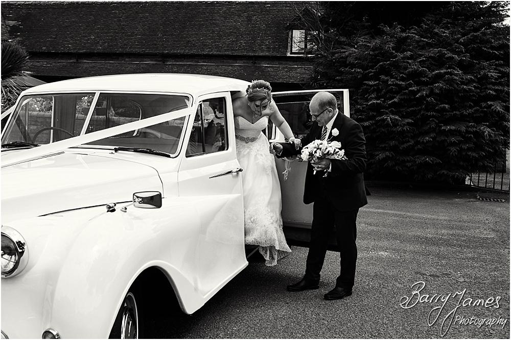 Creative photographs of Platinum Cars at Oak Farm in Cannock by Cannock Wedding Photographer Barry James
