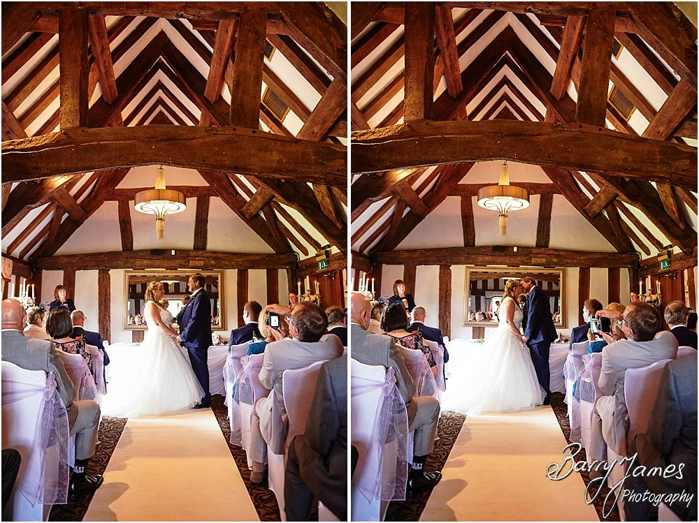 The most perfect countryside setting for a wedding at Acton Trussell by Stafford Wedding Photographer Barry James