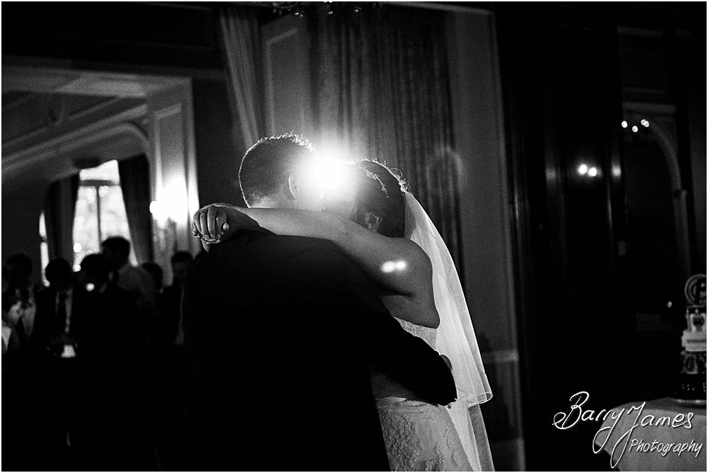 Creative wedding photographs at Chateau Impney at Droitwich by Wedding Photographer Barry James