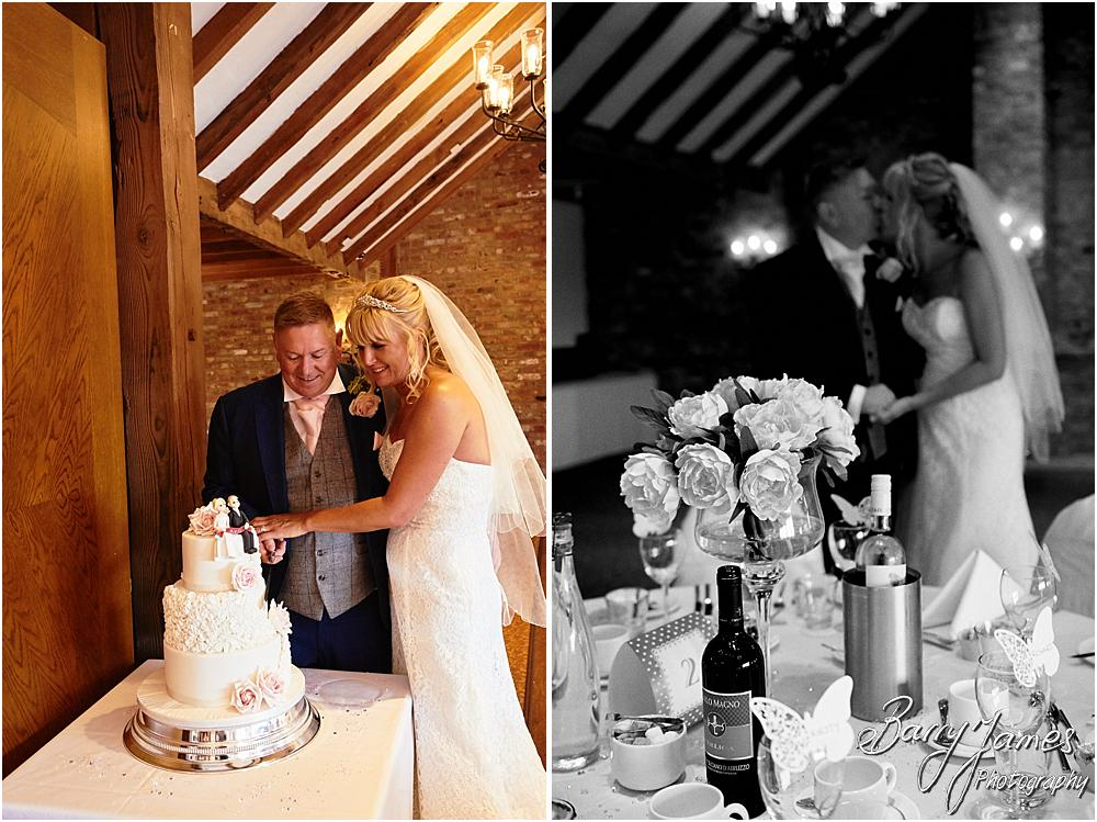 Gorgeous wedding photographs at The Crows Nest in Barton Marina by Stafford Wedding Photographer Barry James