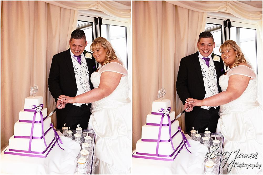 Gorgeous wedding photographs at Calderfields in Walsall by Walsall Wedding Photographer Barry James