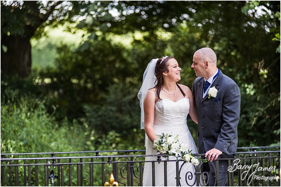 Classical timeless wedding photography at Grafton Manor in Bromsgrove by Traditional Wedding Photographer Barry James