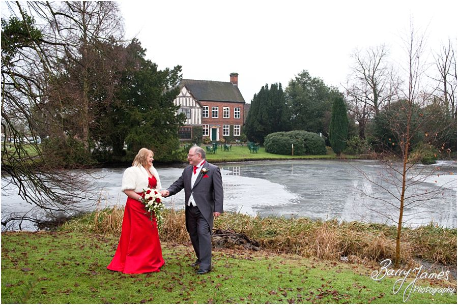 Preferred wedding photographers at The Moat House in Acton Trussell, Stafford Wedding Photographer Barry James