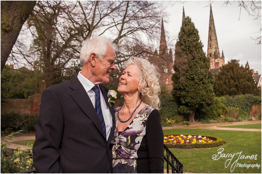 Stunning contemporary wedding photographs at Lichfield Registry Office in Lichfield by Stafford Wedding Photographer Barry James