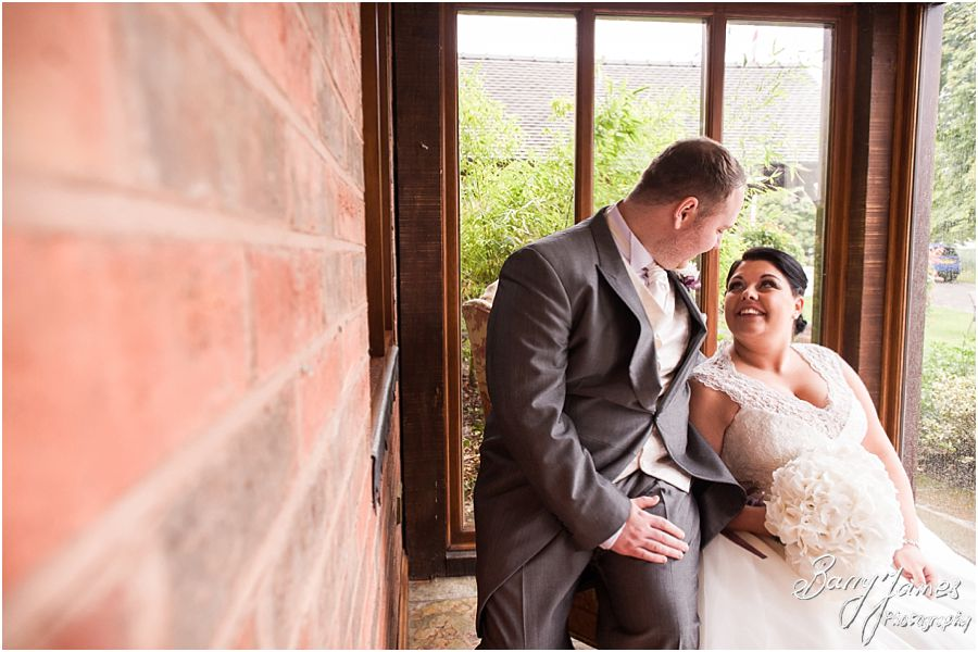 Beautiful creative at The Moat House in Acton Trussell by Experienced Contemporary Candid and Creative Wedding Photographer Barry James
