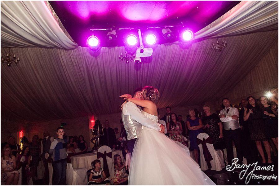 Beautiful wedding photography at Calderfields Golf Club in Walsall by Walsall Wedding Photographer Barry James