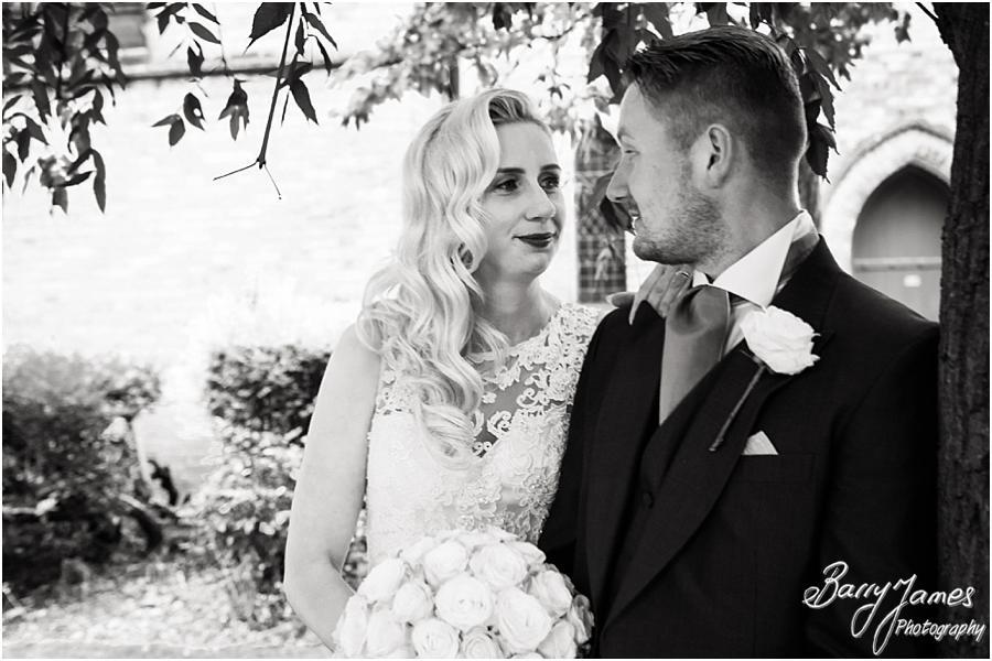 Creative Rushall Wedding Photographers