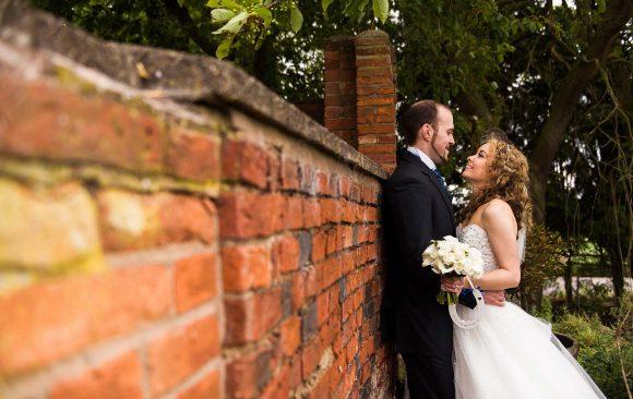 Victoria + Richard | Albright Hussey Manor