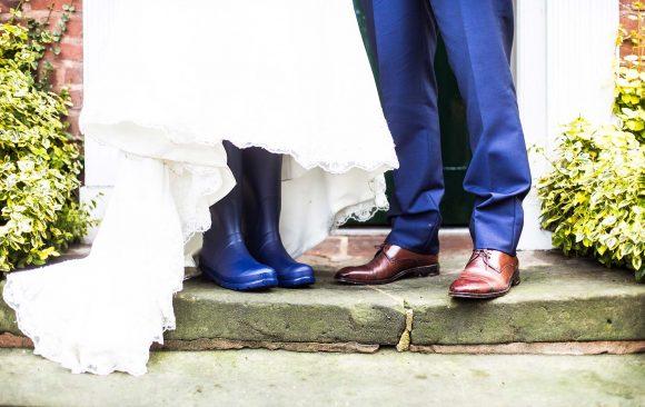 Amy + Dan | Moat House Winter Wedding